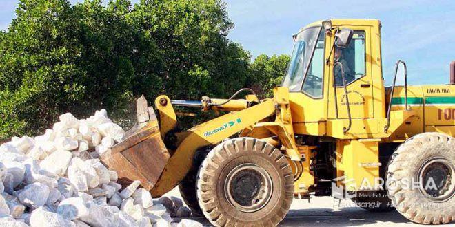 تولید پودر سنگ صنعتی و ساختمانی1