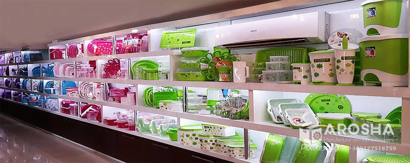 فروش کربنات کلسیم مخصوص پلاستیک