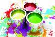 کربنات کلسیم صنعت رنگ و رزین