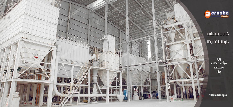 خرید پودر کربنات کلسیم صادراتی با قیمت درب کارخانه