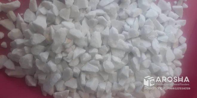قیمت سنگ دانه بندی نما شسته جوشقان